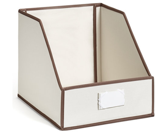 Great Useful Stuff - Sweater Bins for Organized Closet Storage, Navy: Ultra 600 D Polyester, Ivory/Br - Does your closet feel a little stuffy? We all know how tough it is to keep a closet looking neat and organized. Whether you have a closet nightmare or you just want a little more order, our stylish Sweater Storage Bins are the perfect choice for you!