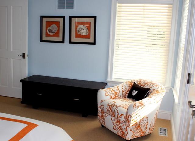 Bedrooms tropical-bedroom