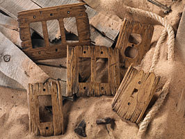 Old West Switchplates Home Decor phoenix by Rustic