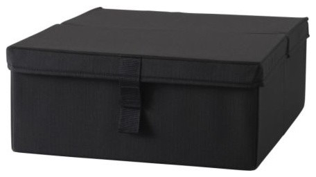 LYCKSELE Storage box for chair bed modern-storage-bins-and-boxes