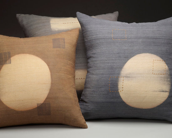 Hand Crafted Pillows - Steve Mann