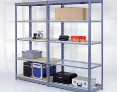 Garage Metal Shelving Racks For Storage  storage and organization