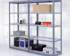 Garage Metal Shelving Racks For Storage storage-and-organization