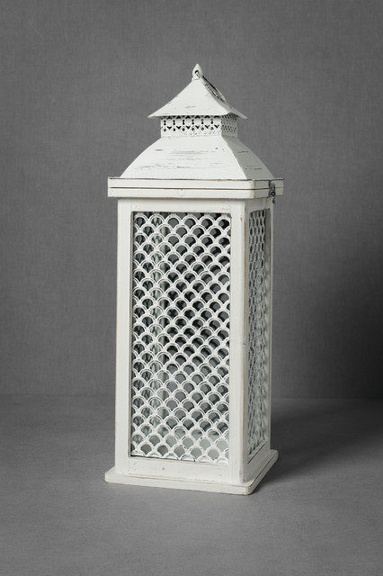 Piscine Lantern eclectic outdoor lighting