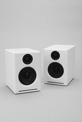 Audioengine Desktop Speaker System contemporary-home-electronics