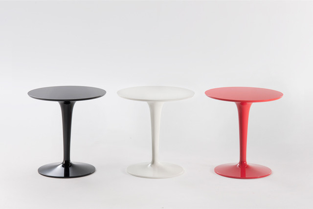 Kartell TipTop Side Table modern-side-tables-and-end-tables