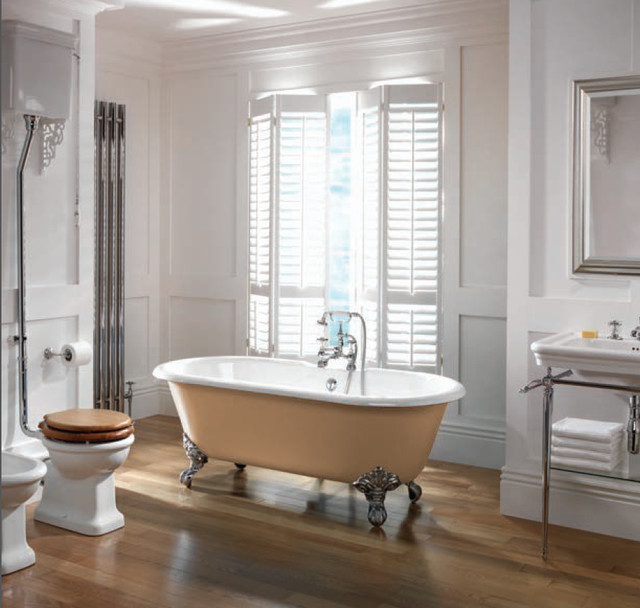 Imperial Bathrooms traditional-rendering