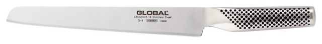 """Global G Series Roast Slicing Knife, 8.5"""" contemporary-slicing-and-carving-knives"""