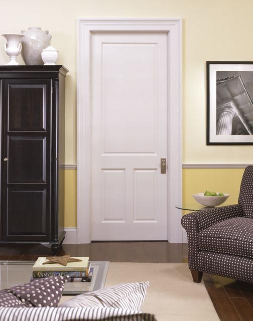 farmhouse door traditional interior doors by trustile doors