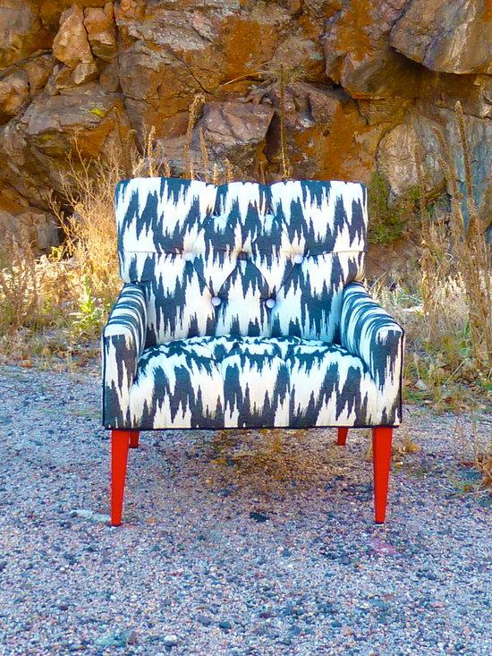 Vintage Furniture Redesigned -