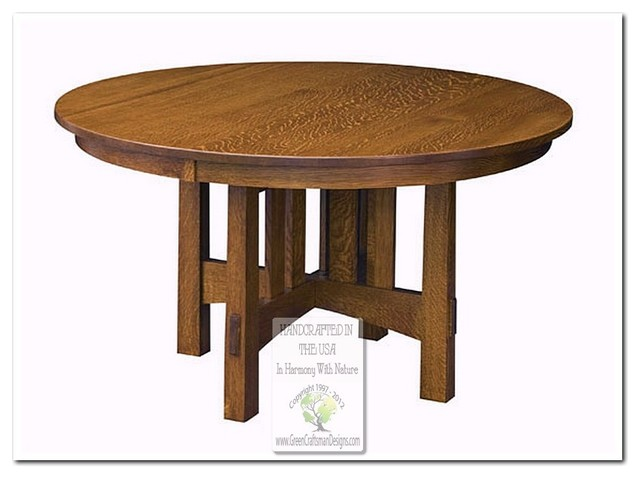 Mission Dining Tables craftsman-dining-tables