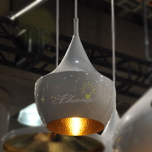Beat Light - Fat White modern-pendant-lighting