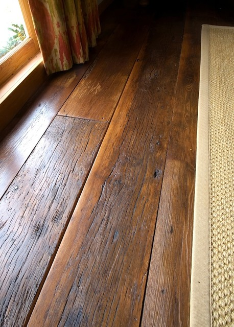 Reclaimed wood flooring hardwood flooring denver by for Recycled hardwood floors