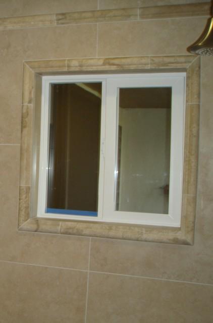 In-stock bath renovation tropical-bathroom
