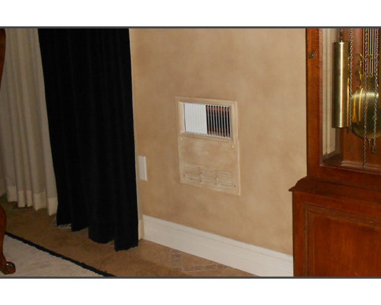 InWall Infrared Heating -