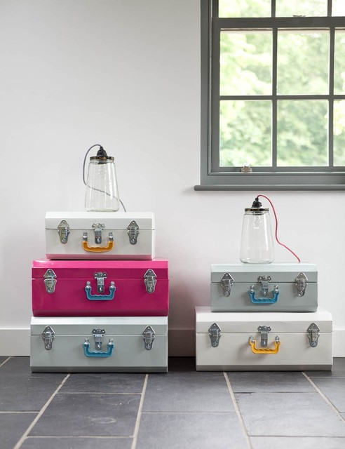 Traditional Decorative Boxes by Rose & Grey