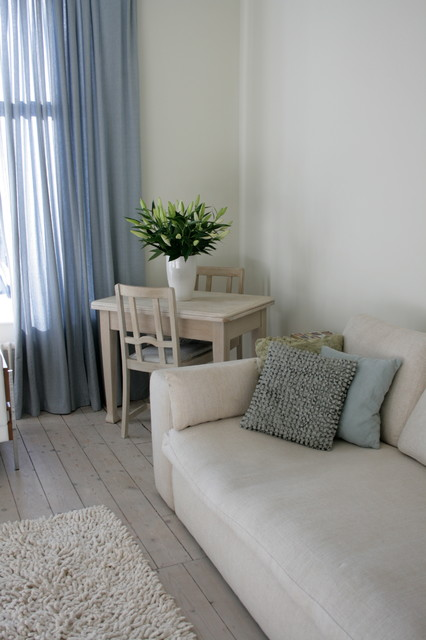 One Bedroom Flat - West Didsbury - After contemporary-living-room