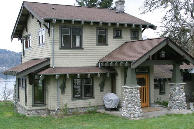 Crystal Springs craftsman-exterior
