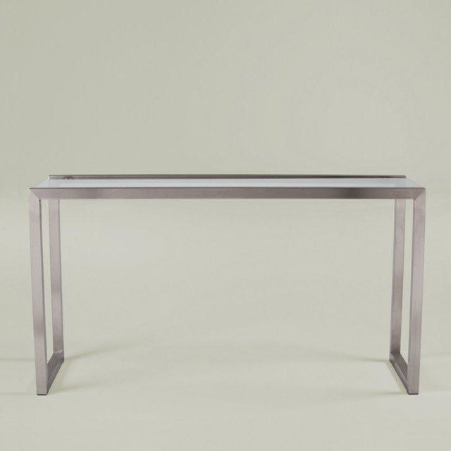collector's classics tangent sofa table - Traditional - Side Tables And End Tables - by Ethan Allen