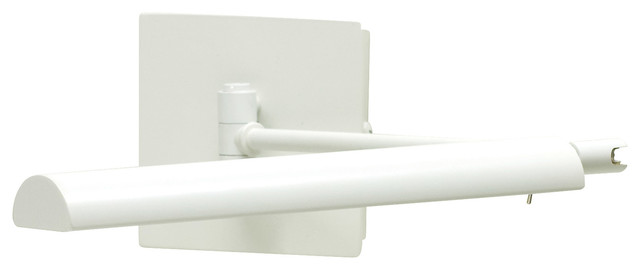 House of Troy G375 Generation LED Swing Arm Sconce contemporary-swing-arm-wall-lamps