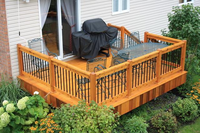 Patio Deck-Art Designs® NEW 2013 traditional-deck