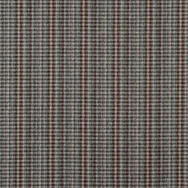 Burgundy Blue Green Beige Plaid Country Tweed Upholstery