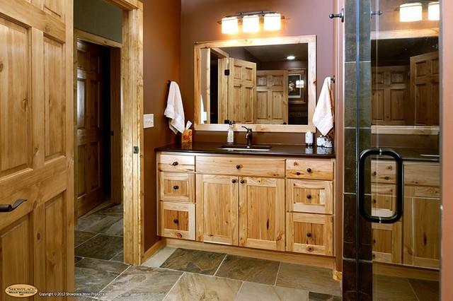 Bathrooms Rustic Bathroom Nashville By Cayce Mill Design Center