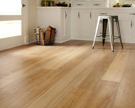 Montage European Oak- Laurel - Select premium grade Oak flooring, with minimal character and thermal-treatments