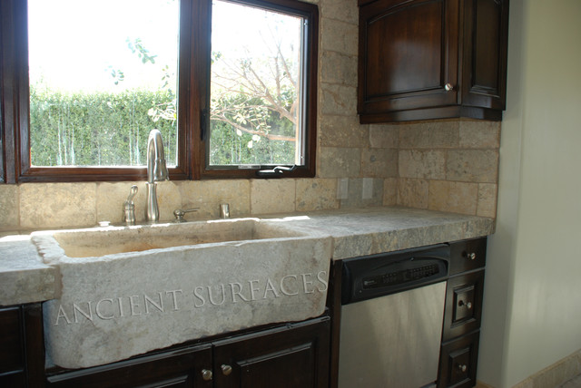 Kitchen Stone Sinks : All Products / Kitchen / Kitchen Fixtures / Kitchen Sinks