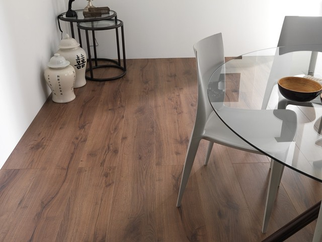 Porcelanosa Laminate Roble Valley Brown - Modern - Laminate ...