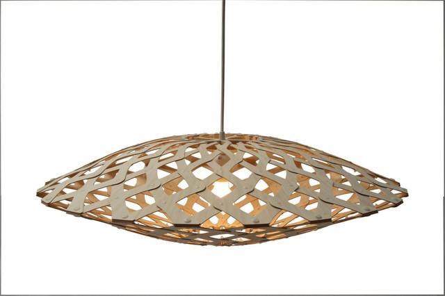 David Trubridge Flax 800 Pendant Lamp modern-pendant-lighting