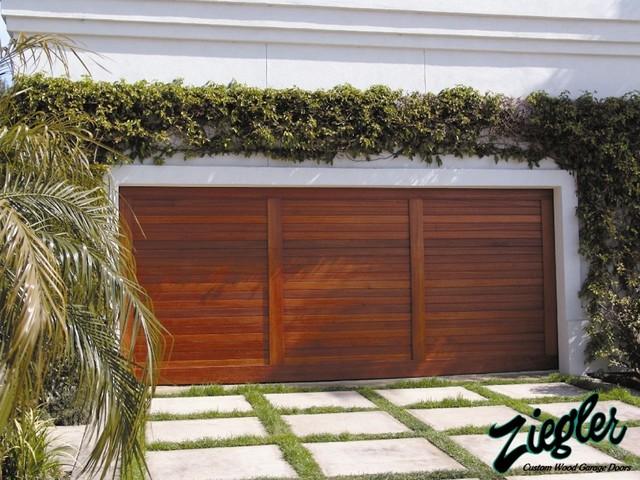 Riviera Style Garage Doors Tropical Garage Doors And