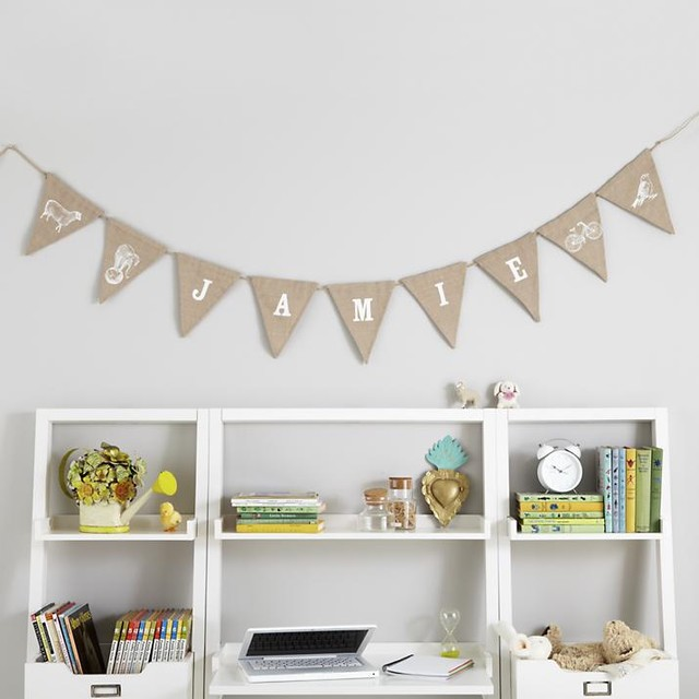 Achievement Banner Flags traditional kids decor