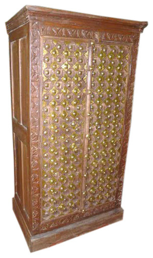 Antique Armoire asian-armoires-and-wardrobes