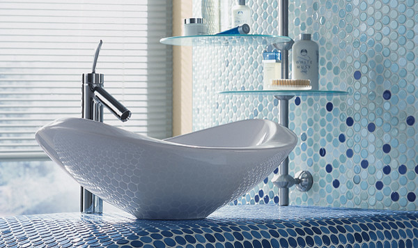 Jasba Tile Centino modern bathroom tile