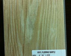 Vinyl flooring modern