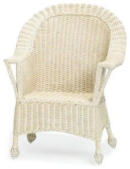 Mainly Baskets Eastern Shore Bayfront Chair traditional-chairs