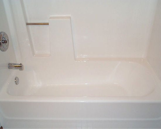 Bathtub & Tile Refinishing - Fiberglass Enclosure Refinishing
