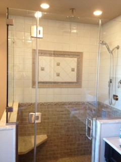 Help with master bath lighting - Houzz