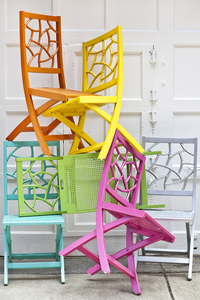 The Fifi Chair contemporary-living-room-chairs