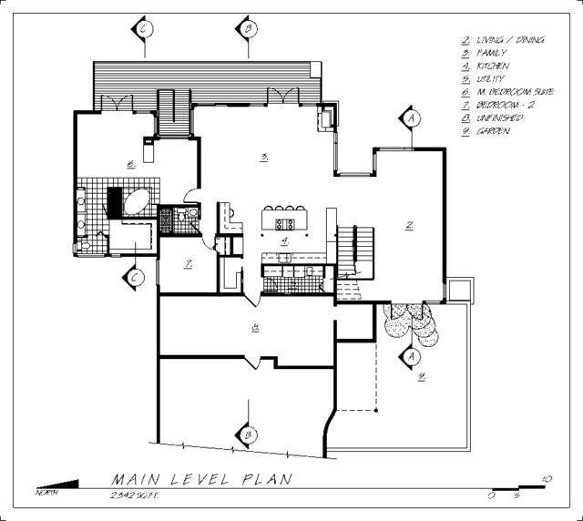 San Jose Hillside Residence