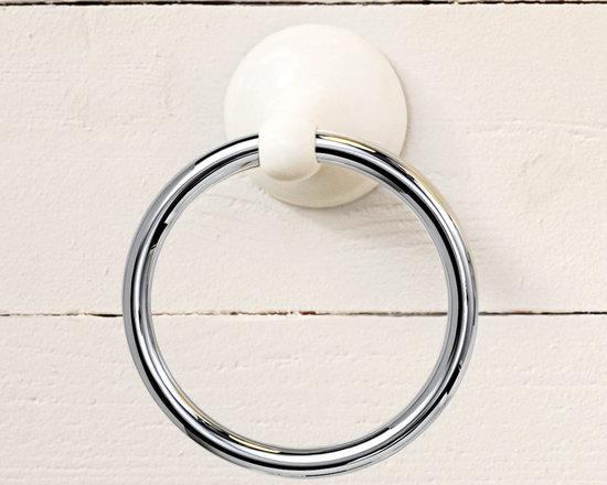 Dunbar Towel Ring -