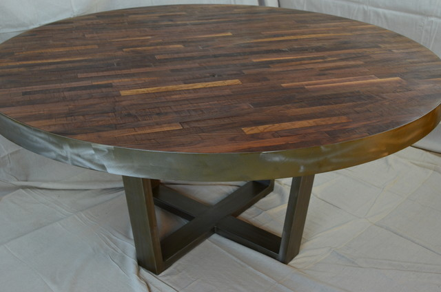 Modern Rustic Furniture Modern Dining Tables Other