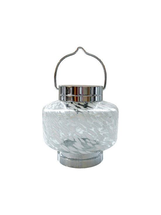 Allsop Home & Garden - Solar Boaters Lantern - Inspired by captains' lanterns which light a stormy sky by night, the Boaters Lantern collection gather sunlight by day to cast a radiant warm glow from within each night.