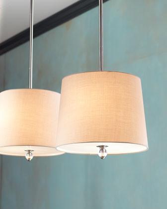 Simple Pendant Light traditional-pendant-lighting