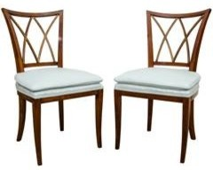 Fruitwood Side Chairs living-room-chairs