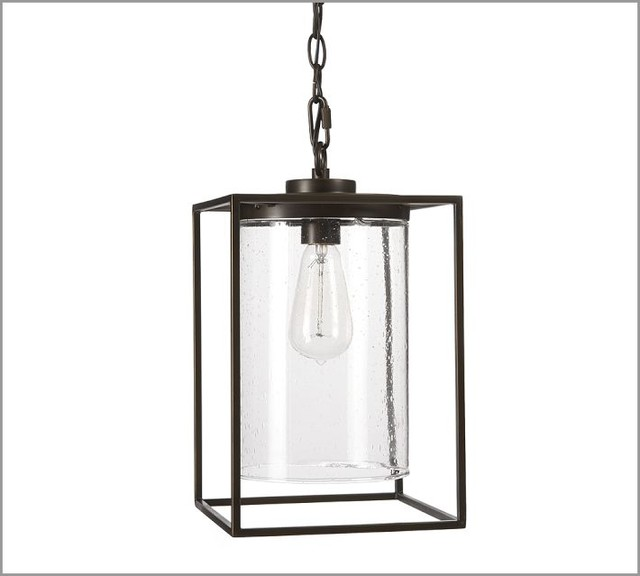 Garrison pendant modern outdoor hanging lights by Outdoor pendant lighting