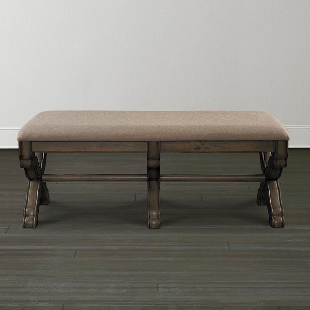 Emporium Bench By Bassett Furniture Contemporary