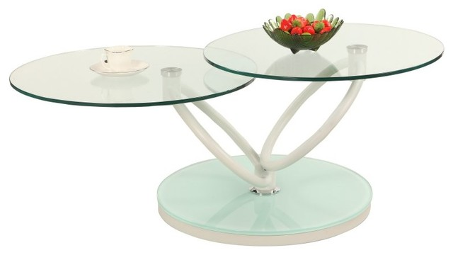 Chintaly Celeste Motion Cocktail Table Multicolor - CTY1400 contemporary-furniture