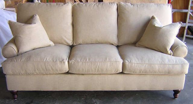 Robin Bruce Cindy Sofa, Sectional, Chair and Ottoman traditional-sofas